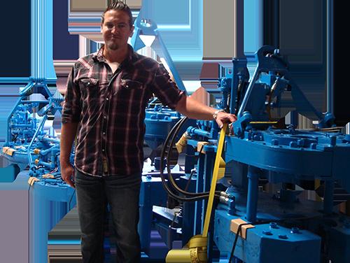 REMAN Power Tongs Process followed by GOM Equipment LLC